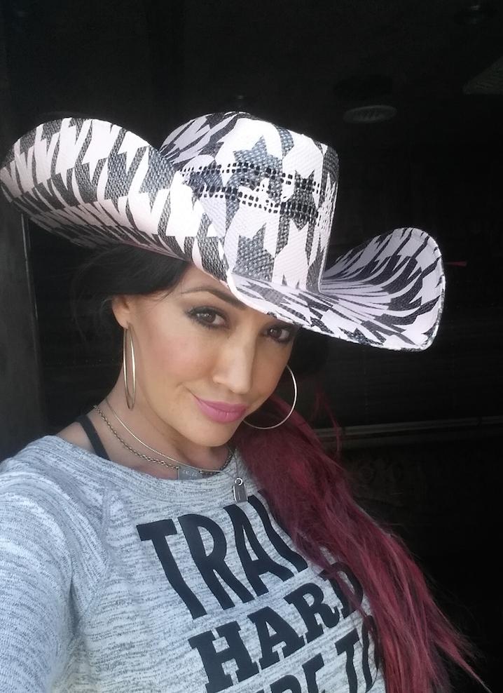 COSMIC COWBOY HAT (PICK YOUR PRINT COLOR) - Ranch Dress n  cfdf1cf4213