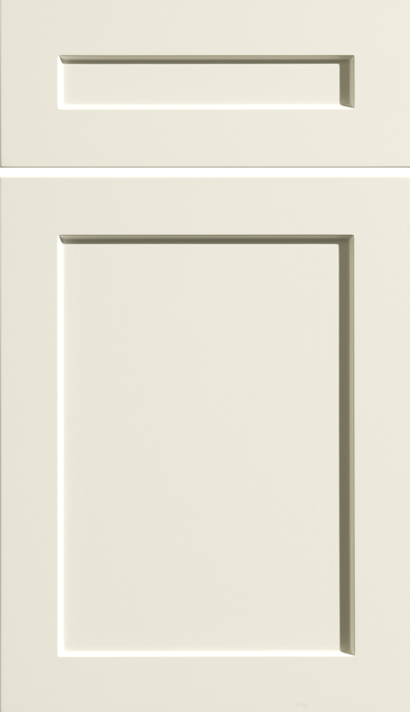 "White Cabinet Door Design Delectable Dura Supreme Cabinetry ""hanover"" Cabinet Door Style Shown In Inspiration Design"