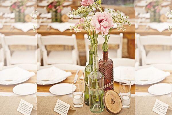 centro de mesa casamento - Pesquisa Google