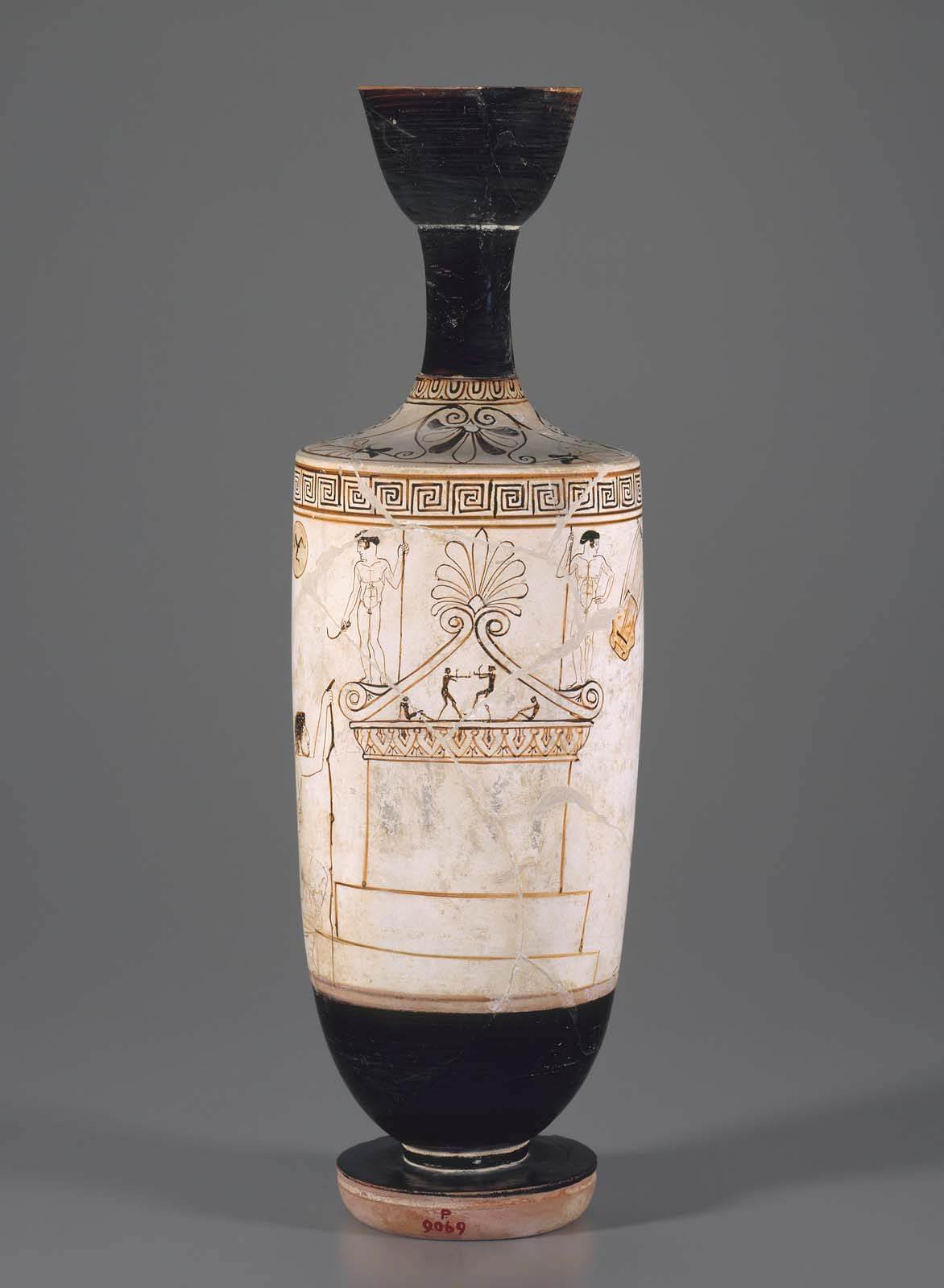 Greek Athletes Grave Monuments Greek Pottery Greek Art