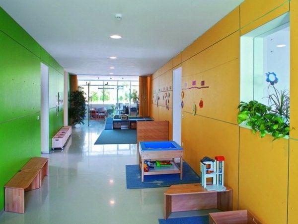 Modern ideas for kindergarten interior! solo para niÑos just for