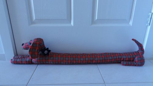 Dog door Draft stopper e-pattern. Sew your own! Easy step by step ...