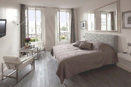Studio apartment in Le Marais for one of my Paris guests for November 2012 trip