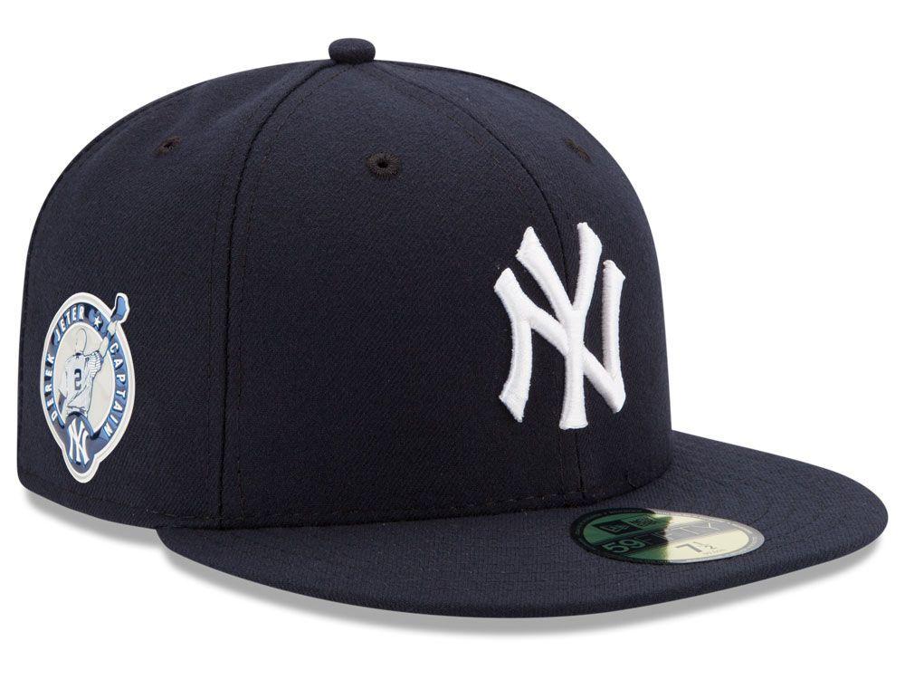 best website 3acb5 fb43c 20935934 - New York Yankees Derek Jeter New Era MLB Authenti…