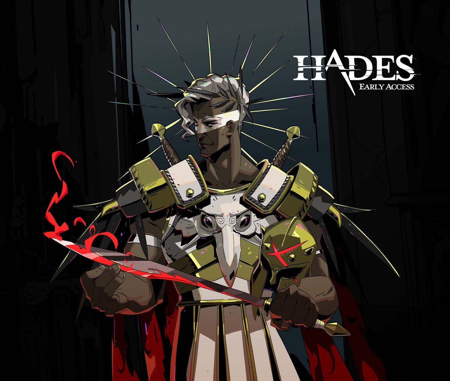 SupergiantGames #Hades #Ares | Knights | Game concept art