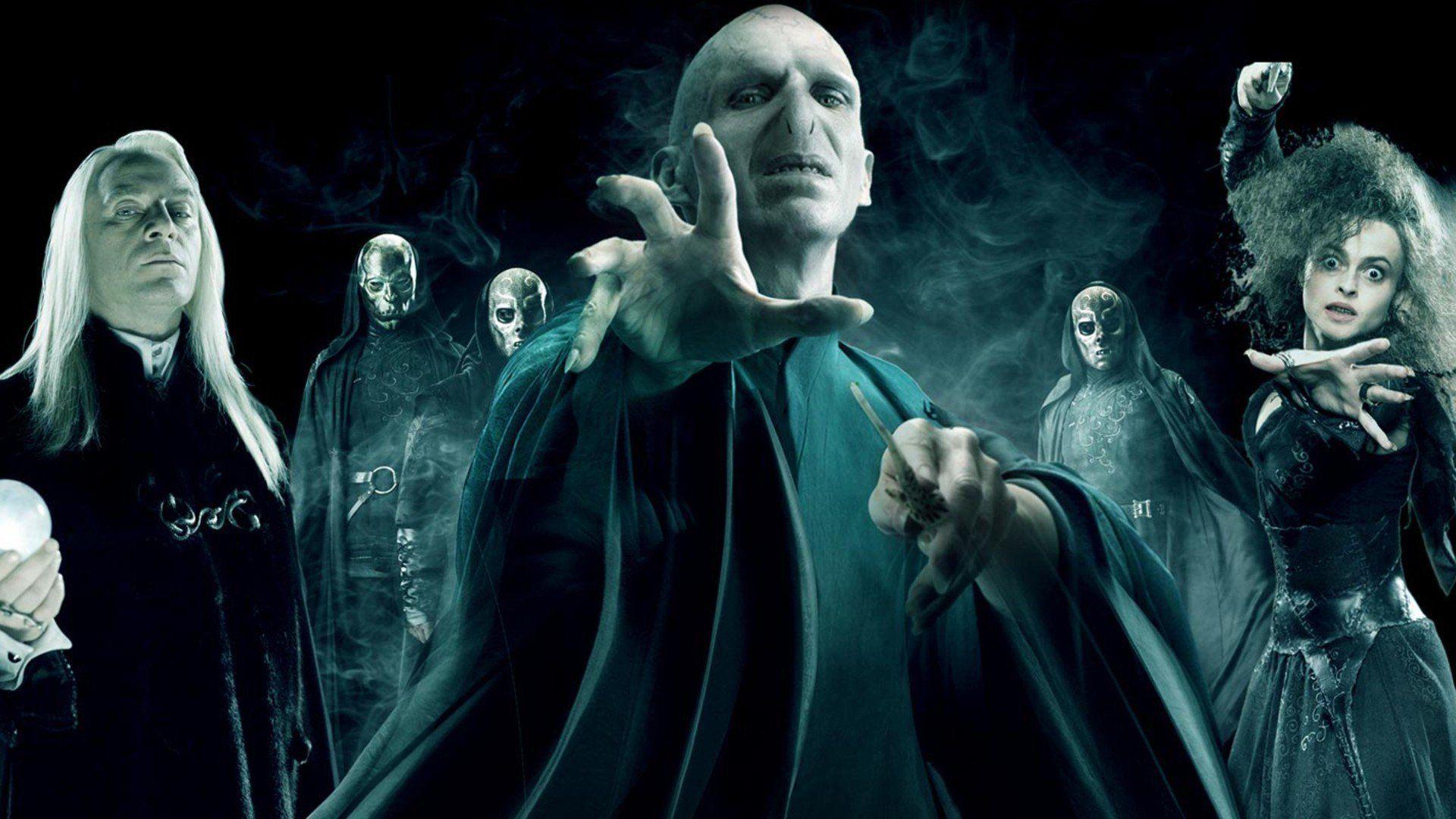 Voldemort Wallpapers Wallpaper Harry Potter Death Harry Potter Villains Voldemort And Bellatrix