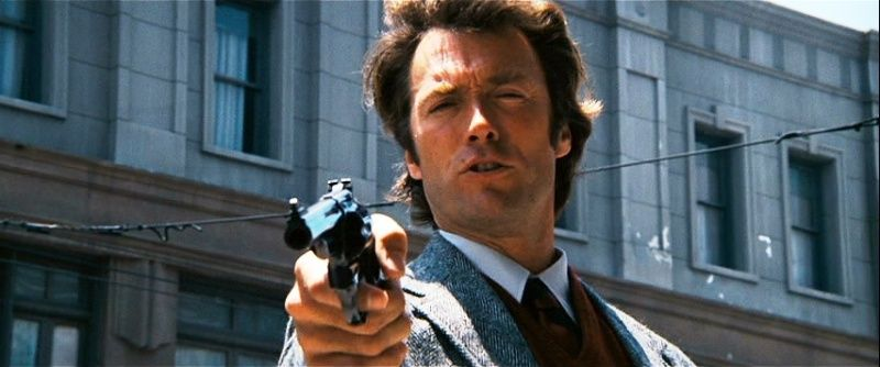 The .44 Mag courtesy of Dirty Harry Callahan