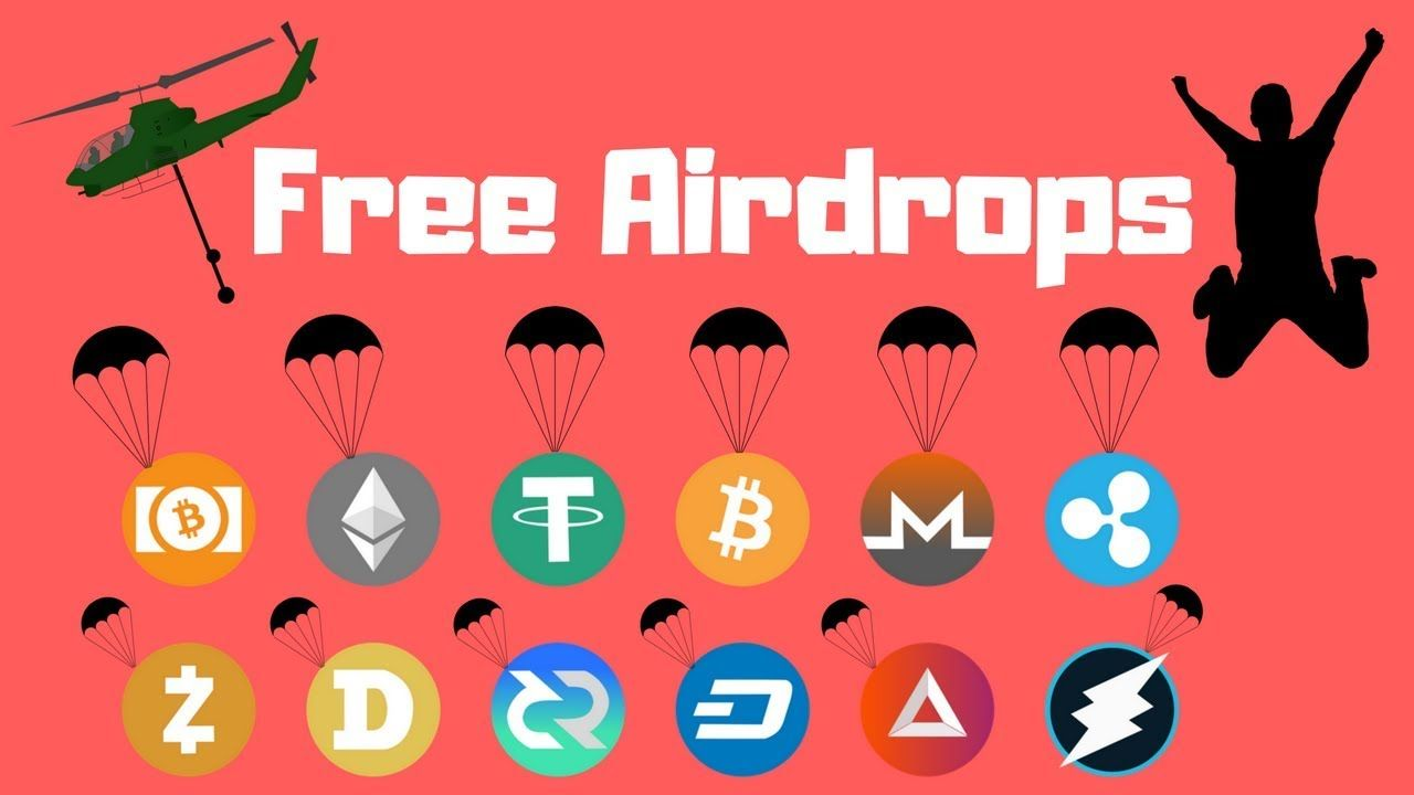 Crypto Airdrop Tutorial How To Get Free Airdrop Tokens 2018 Crypto Currency Free Bitcoin Mining Bitcoin