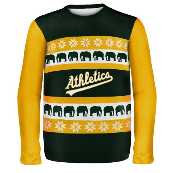 57d7a8567 Oakland Athletics Sweater. Oakland Athletics Sweater Ugly Xmas Sweater
