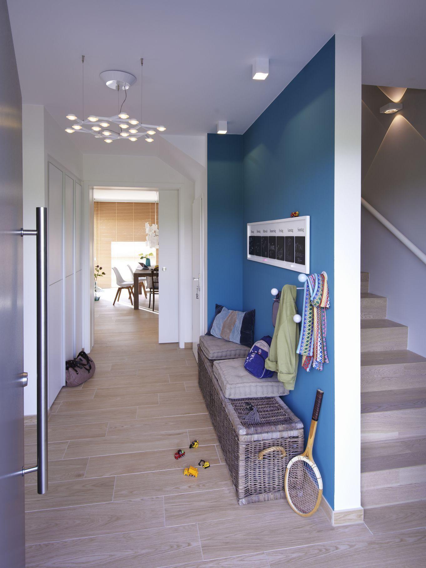 Edition 425 WOHNIDEE-Haus - Familienhaus zum Wohlfühlen | Treppe ...