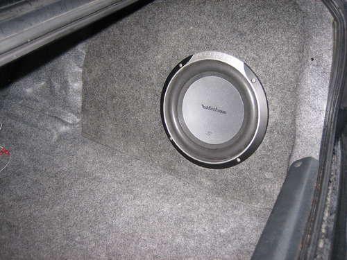 Custom Fiberglass Subwoofer Ideas Projects Pinterest - Acura tl subwoofer enclosure