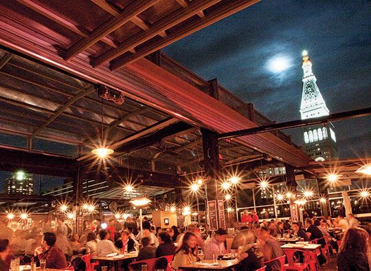 New York Wedding Guide The Reception Venues With A View Rooftop Nycbeer