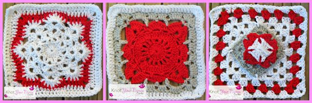 Knot Your Nana's Crochet: Granny Square Crochet Along Revisited (Week Twenty Seven)
