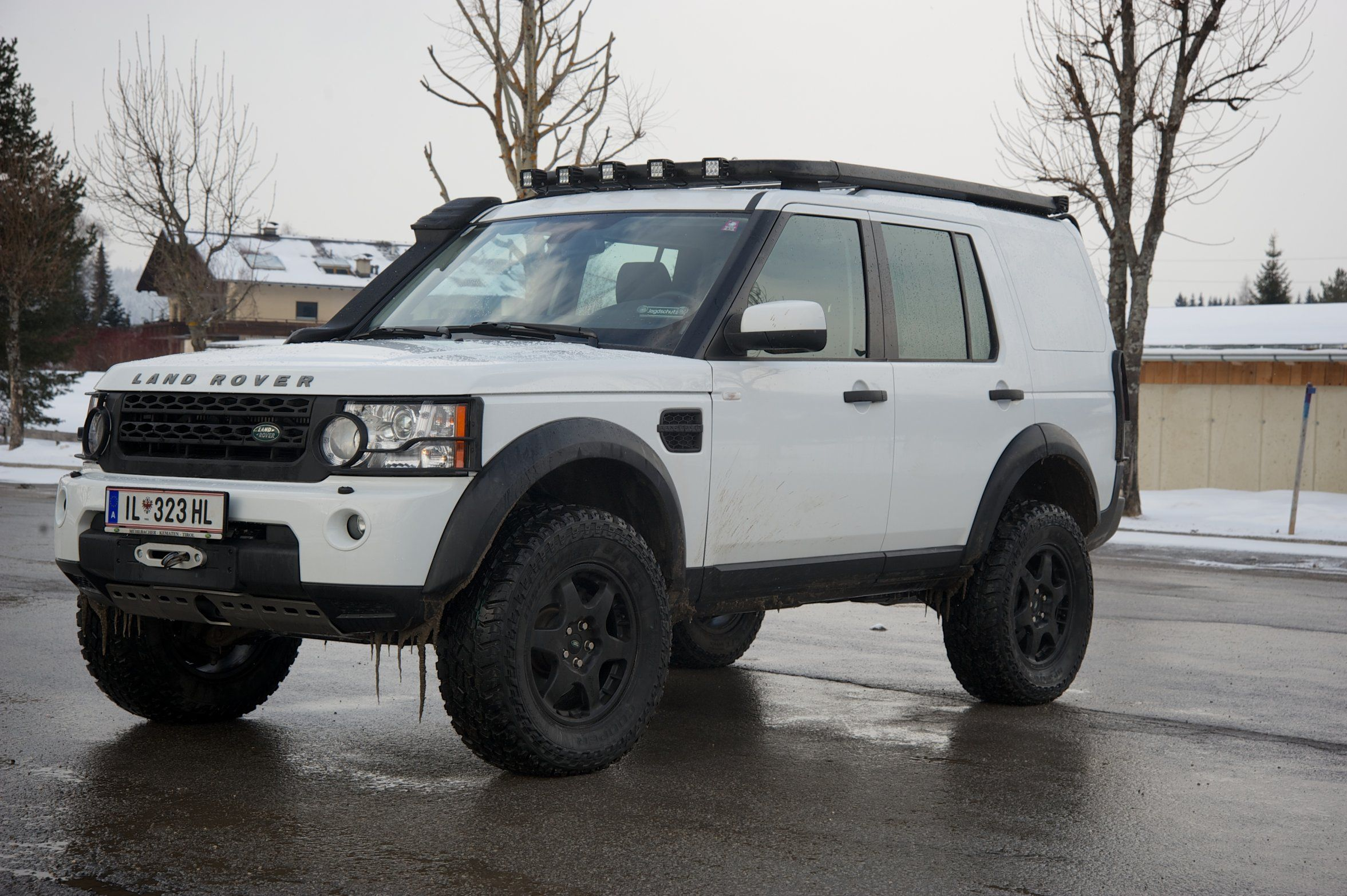 Landrover Discovery With Roof Rack And Spare Tire Mount | Wheels |  Pinterest | Land Rovers, Roof Rack And Wheels
