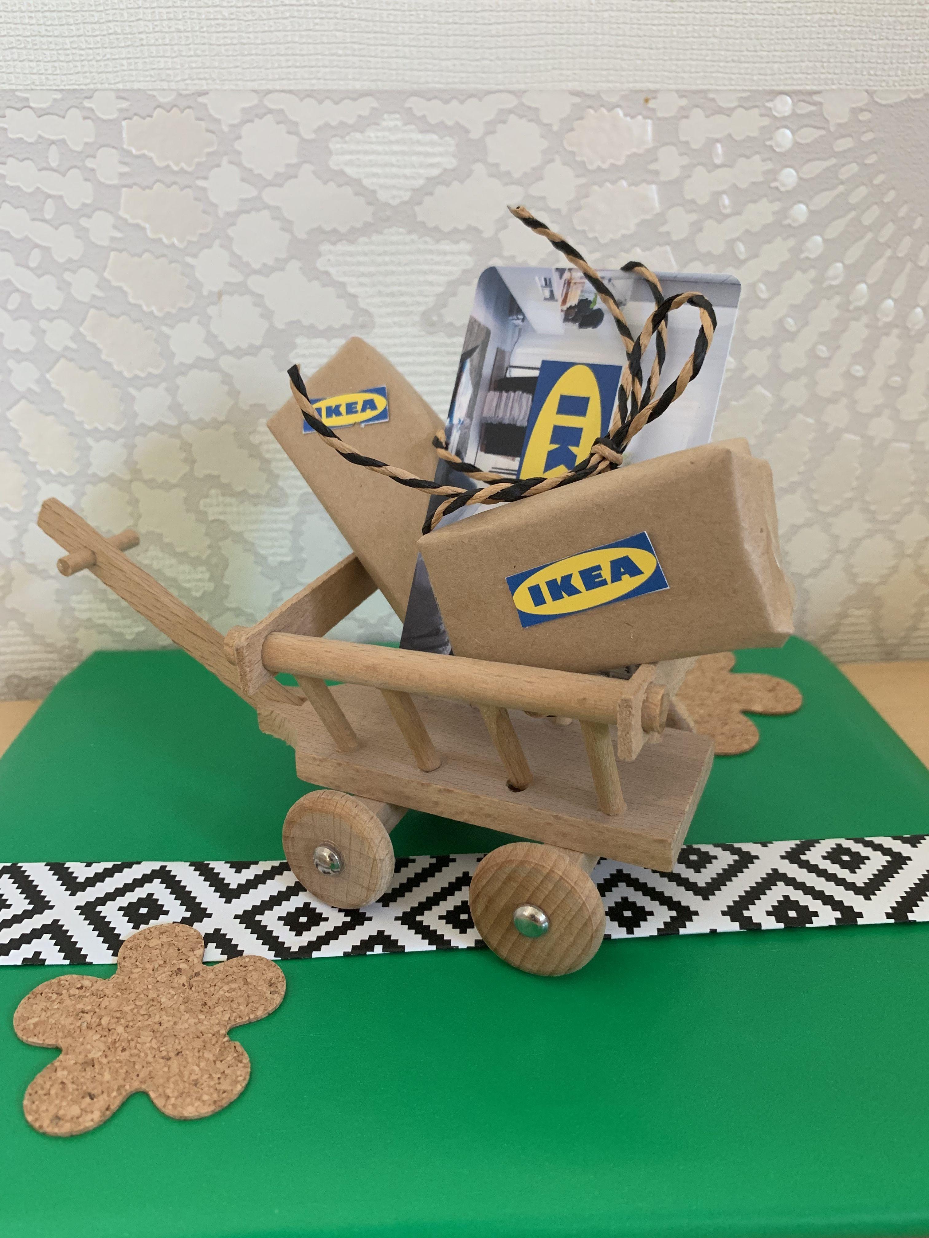 Ikea Geschenkgutschein Gutscheinverpacken Diy Geschenkeverpacken Ikea Gutschein Verpacken Hochzeit Gutschein Nett Verpacken Gutschein Verpacken Geburtstag