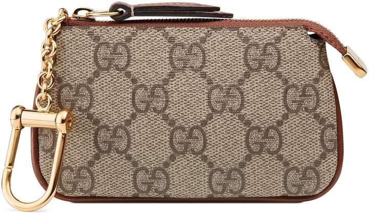 327e86711b9 GG Supreme key case  gucci  ShopStyle  MyShopStyle click link for more  information