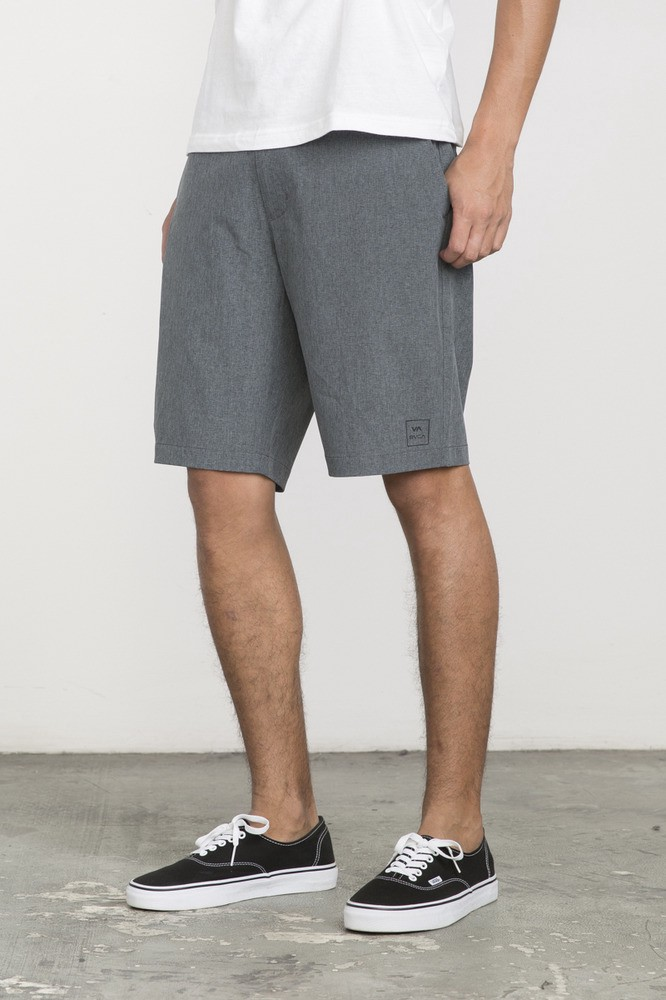 Monument New RVCA All The Way Hybrid Shorts