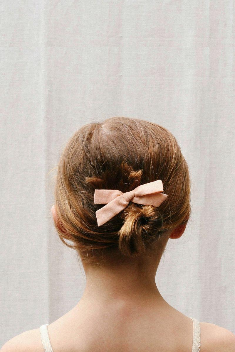 Soor Ploom Clothier X Free Babes Handmade Clay Schoolgirl Bow
