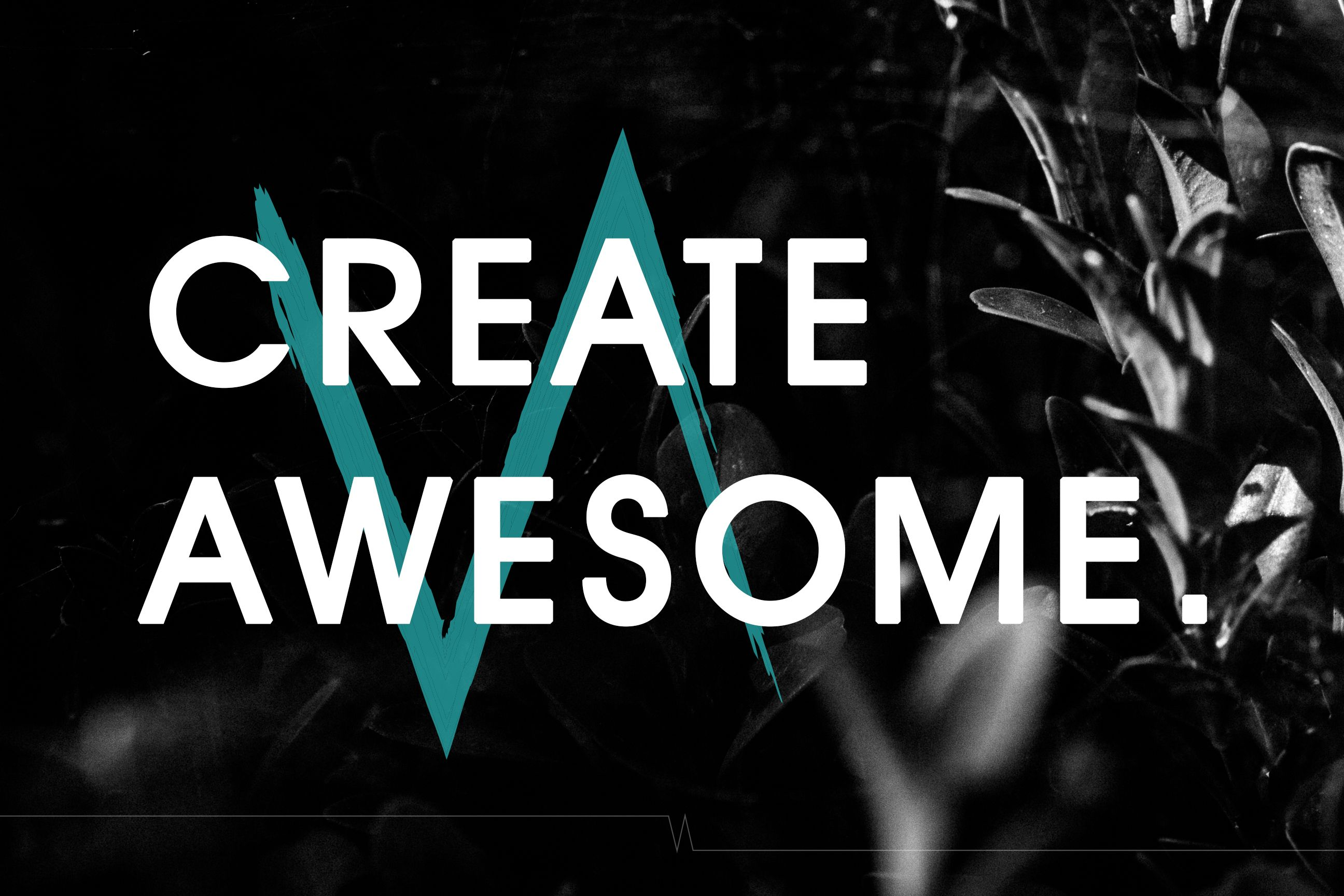 create awesome