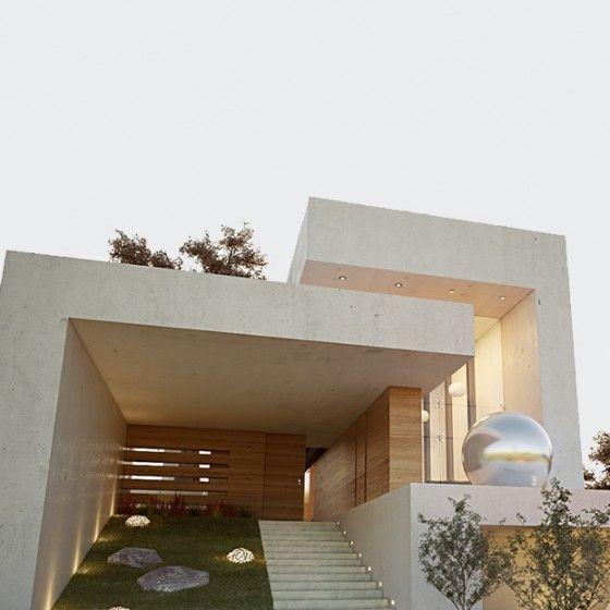 Portfolio Modern Home Design: Creato Arquitectos