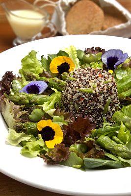 ensalada-de-quinoa-y-habas  en http://cocinademercado.blogspot.com/