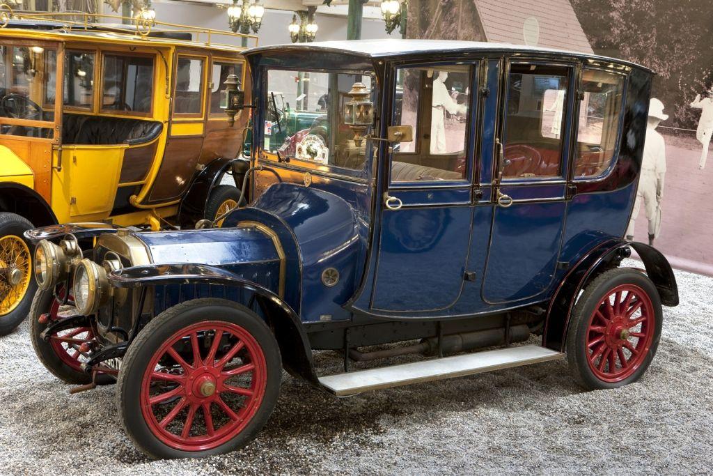 Panhard & Levassor Type X5 | Cité de l'Automobile