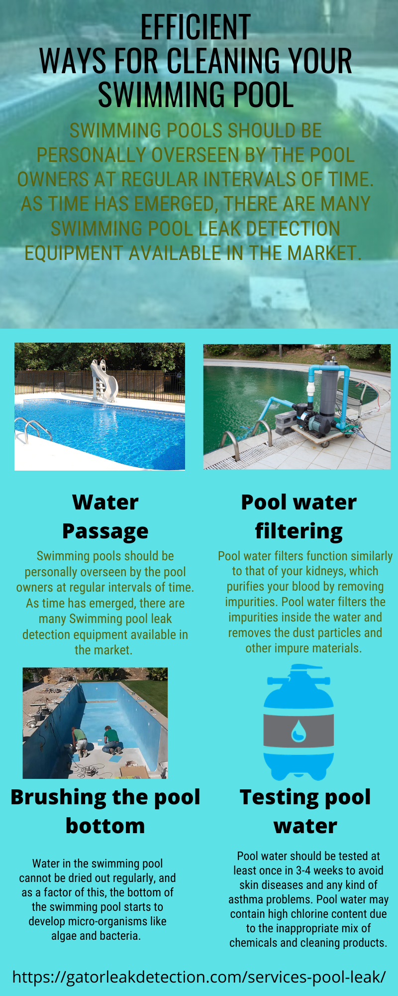 Pool Leak Detection Service Repair Palm Beach County Fl In 2020