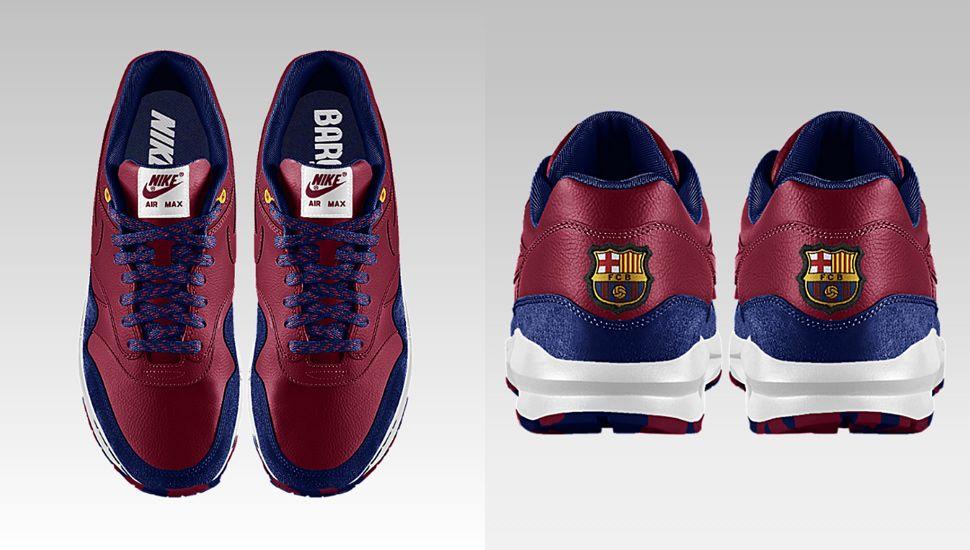 Nike Air Max 1 Barca & PSG Editions