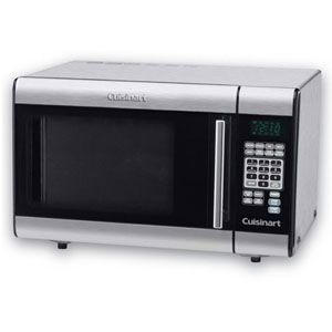 3 Cuisinart Stainless Steel Microwave Oven 1 000 Watts