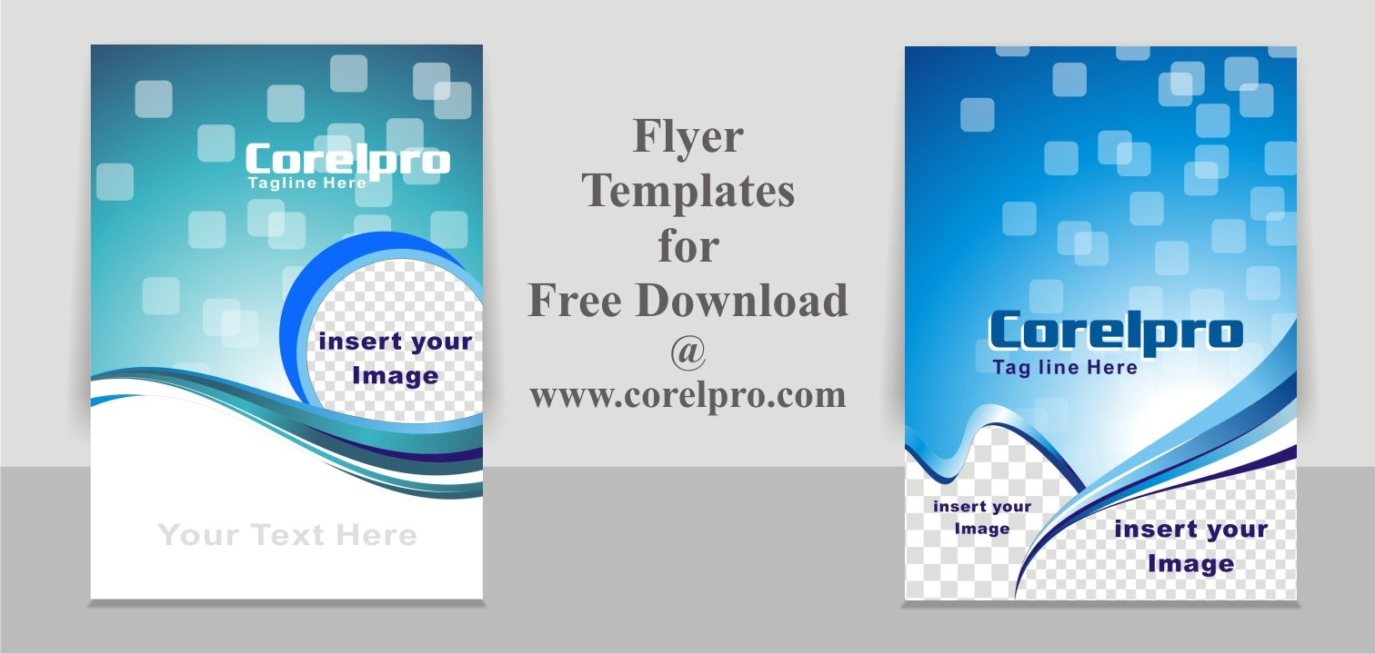 Corel Draw Tutorials And Free Corel Draw Open Files From Corelpro Com Corel Draw Tutorial Free Flyer Templates Flyer Template