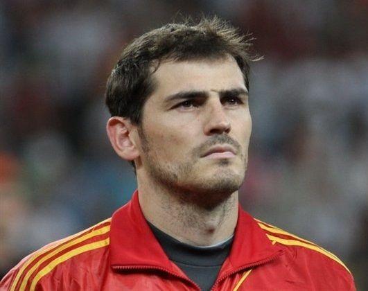 New Iker Casillas HD Wallpaper