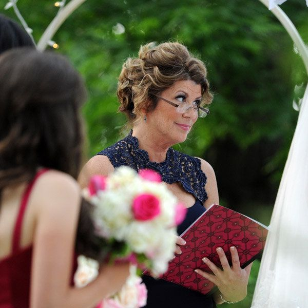 Asking A Friend Or Family Member To Officiate Your Wedding