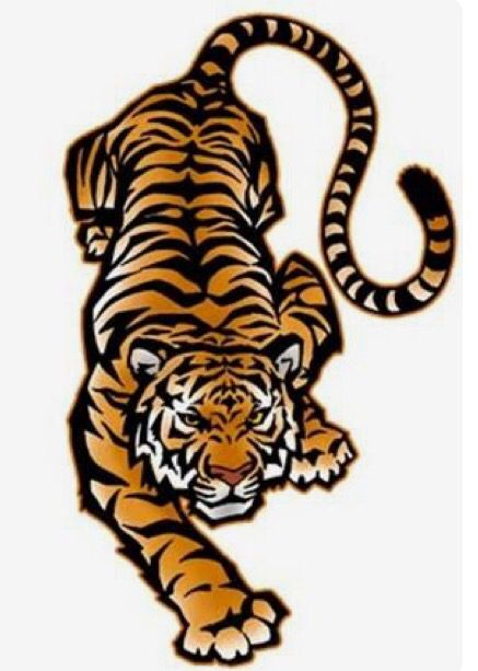 pin by stephanie hyland on lsu tigers pinterest school spirit rh pinterest com Tiger Baseball Clip Art Cheer Clip Art