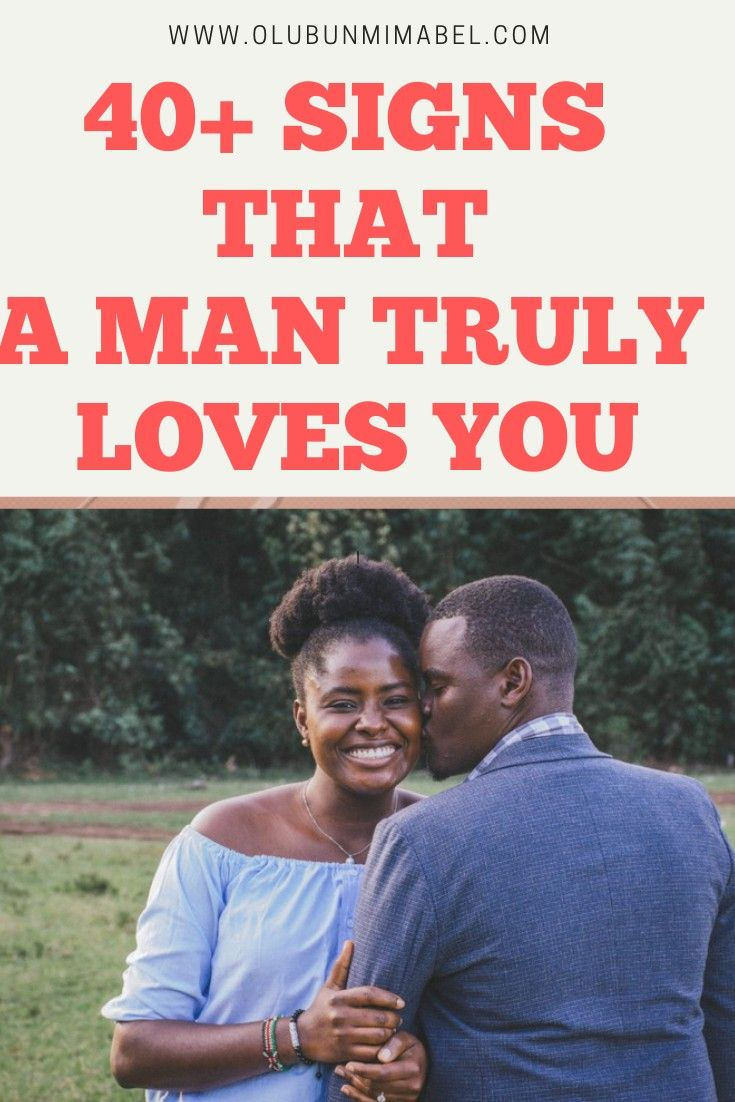Does He Love Me? 40+ Signs That A Man Loves You | Does he