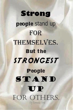 Strength Quotes Bullying Quotes Words