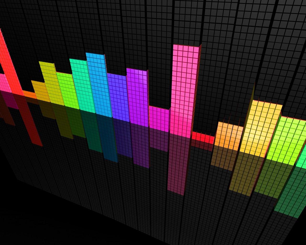 Images of Rainbows Equalizer Music 28p - #SC