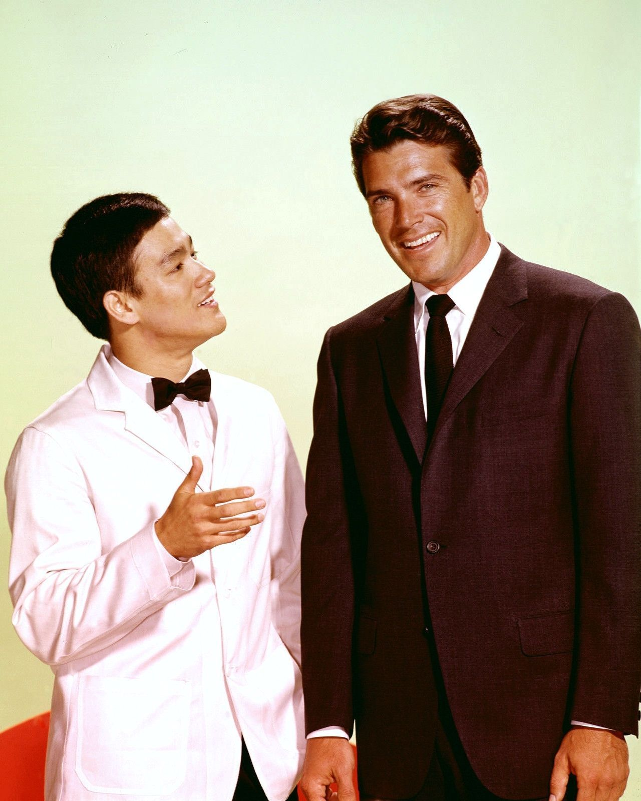 "Van williams and bruce lee in ""the green hornet"" - 8x10 publicity ..."