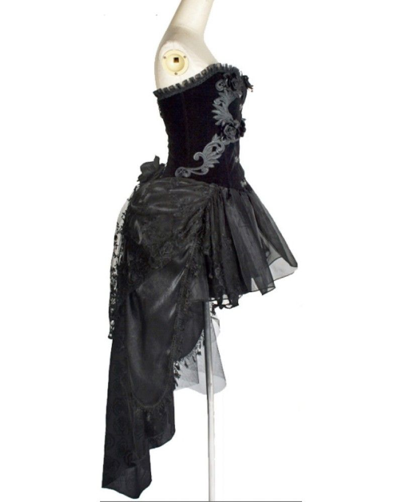 27+ Dark Badass Dresses Pics