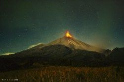 Activity of Volcano of Fire. Photo by Waseem Syed | Only the best of Guatemala