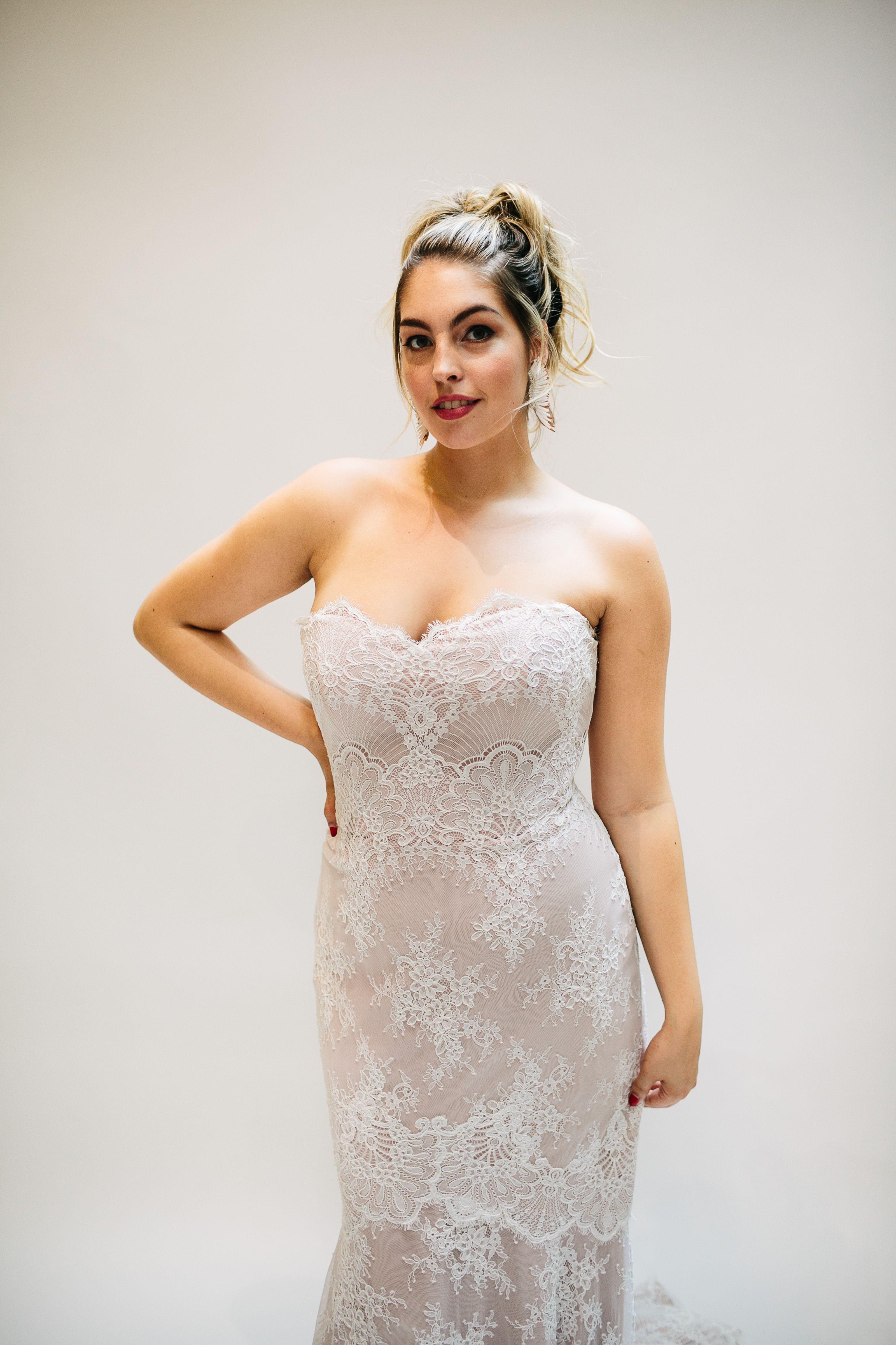 Dies ist die beste Brautkleid Boutique für Plus-Size-Bräute ...