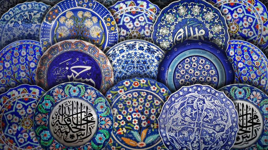 Assets hero xturkish ceramics for Turkey country arts and crafts