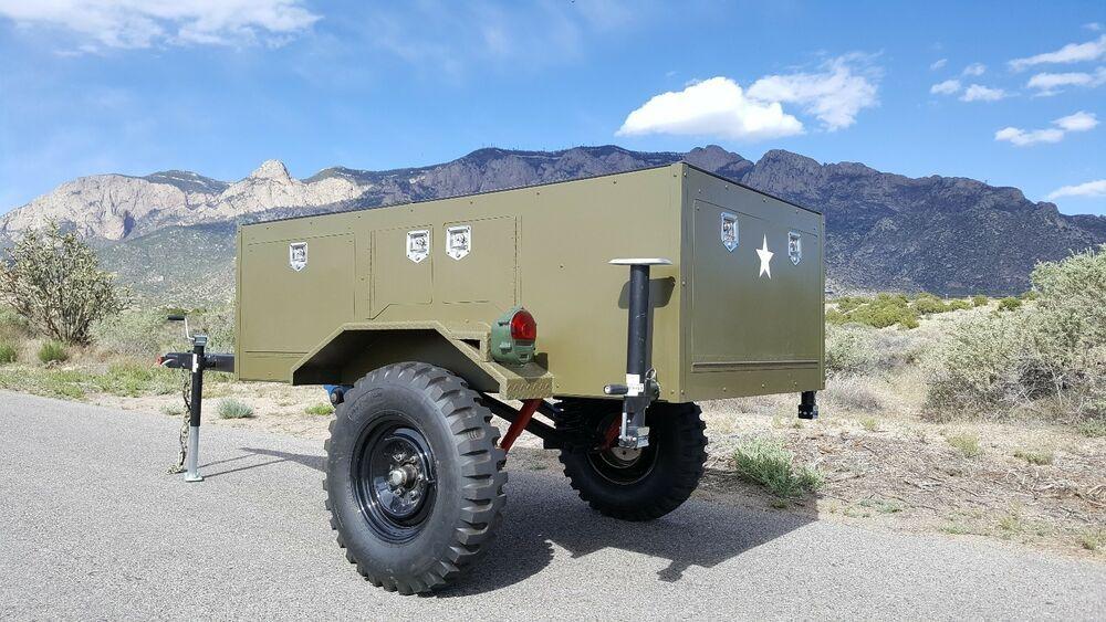 Sponsored(eBay) Camper Trailer RV Off Road Overland MOAT