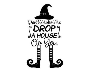 Download Yes I Can Drive A Stick SVG Halloween svg Witch svg Broom ...