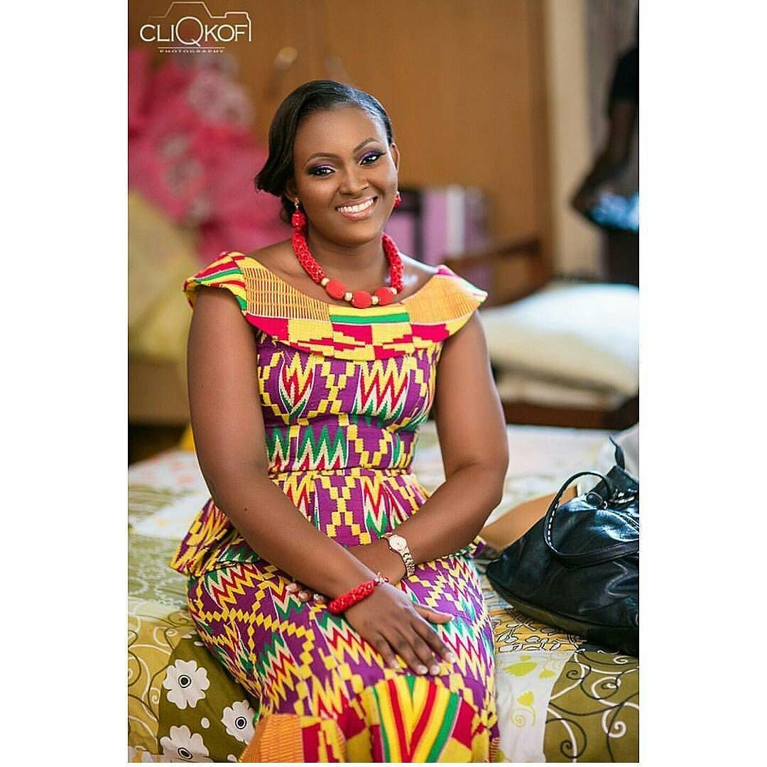 ❤❤ Captured by @cliq_kofi #ankarastyles #kente #ankarafashion ...