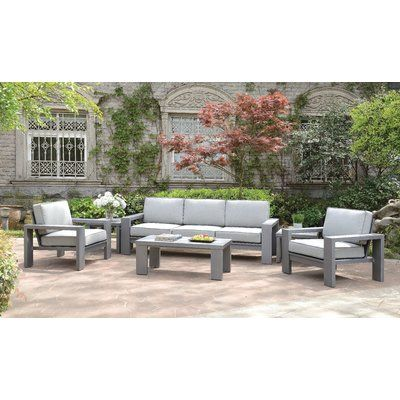 Brayden Studio Sagers Contemporary Seating Group