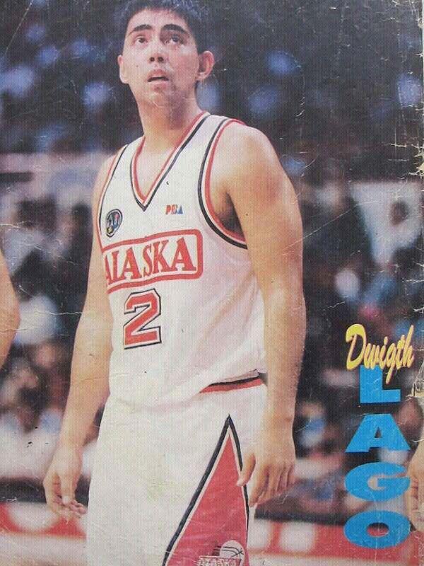 Dwight Lago Of The Alaska Milkmen In 1997 Pba All Filipino Cup Basketball Leagues Mens Tops Philippine Basketball Association
