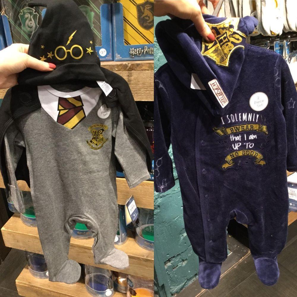 03aa32162 HARRY POTTER Baby Clothes Sleepsuit Hat Primark   BABY FANCY DRESS ...