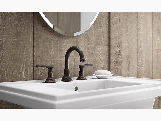 Worth Widespread Bathroom Faucet