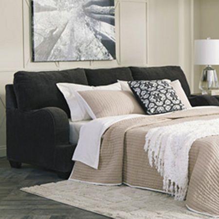 Best Signature Design By Ashley Benchcraft Charenton Queen Sofa 400 x 300