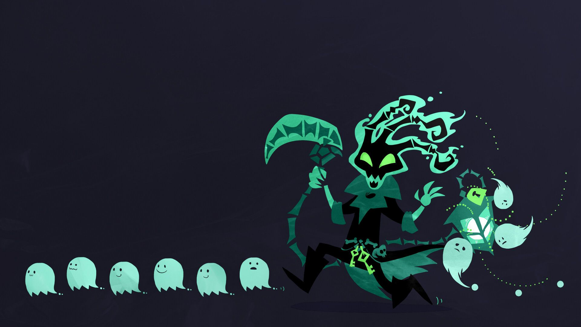 Thresh From League Of Lol 1920x1080 League Of Legends Lol